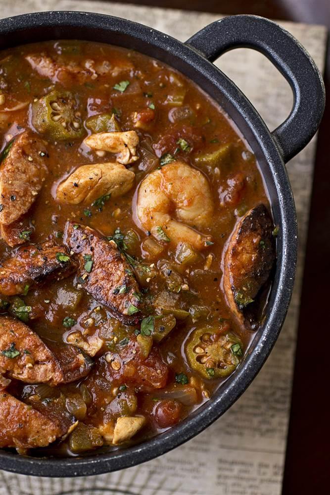 5 gumbo recipes Seafood sausage and more amazing Cajun and Creole stews  TODAYcom