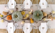 Favorite Thanksgiving Day Table Settings