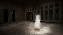 Scary Paranormal Ghost