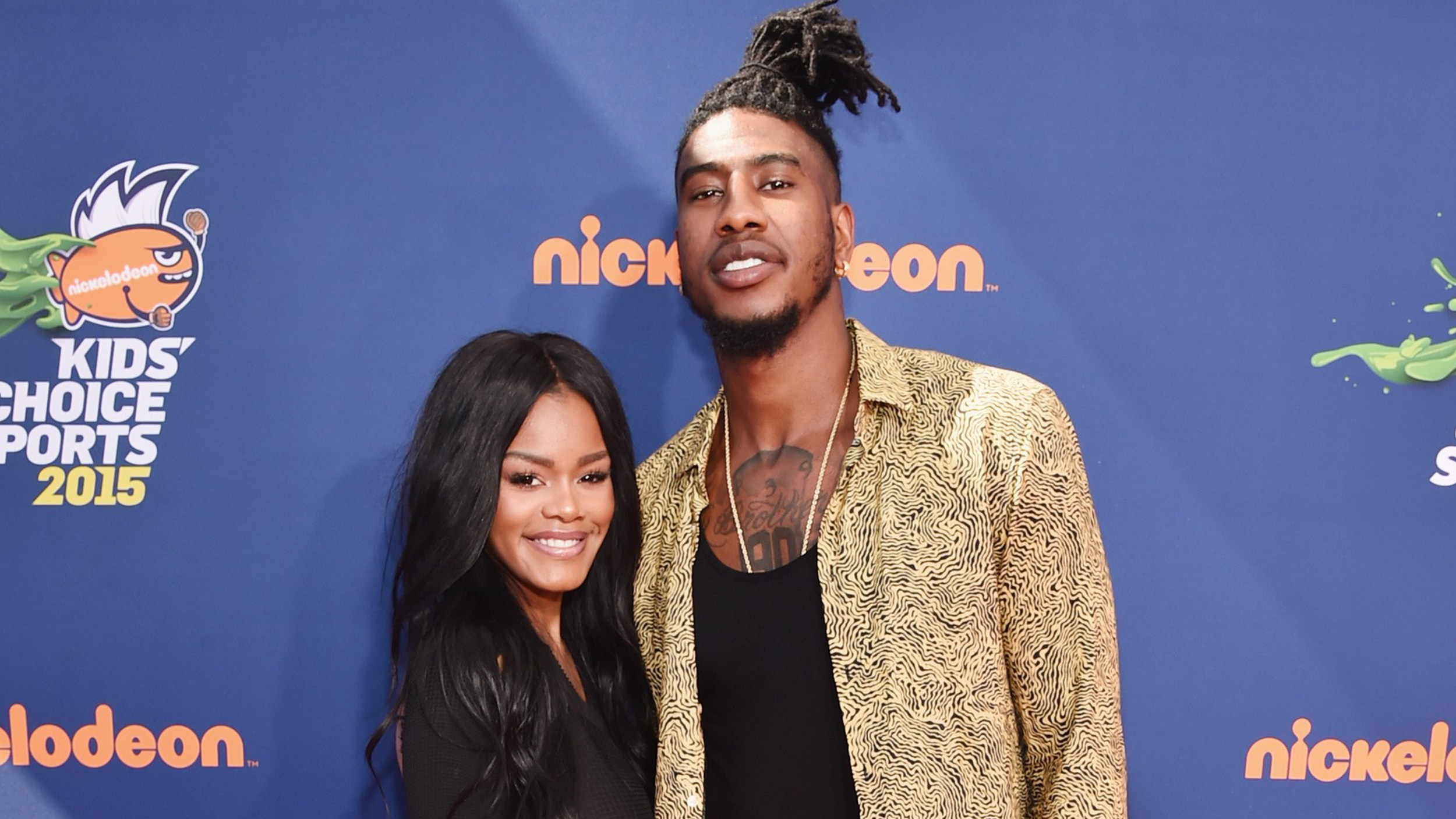 Iman Shumpert Helps Deliver Own Baby With Bare Hands And