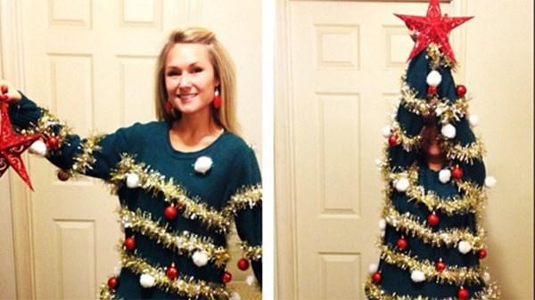 7 Diy Ugly Christmas Sweaters