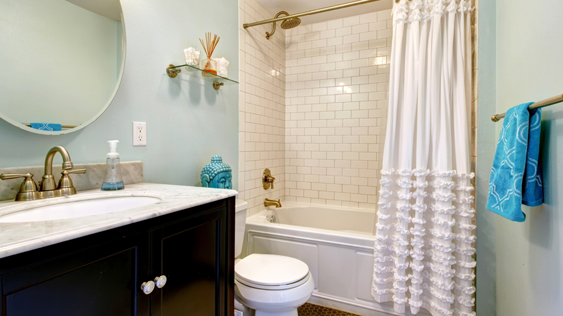 Bathroom Shower Curtain How To Clean Your Shower Curtain And Shower Curtain Liner
