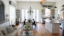Farmhouse and Joanna Gaines Chip