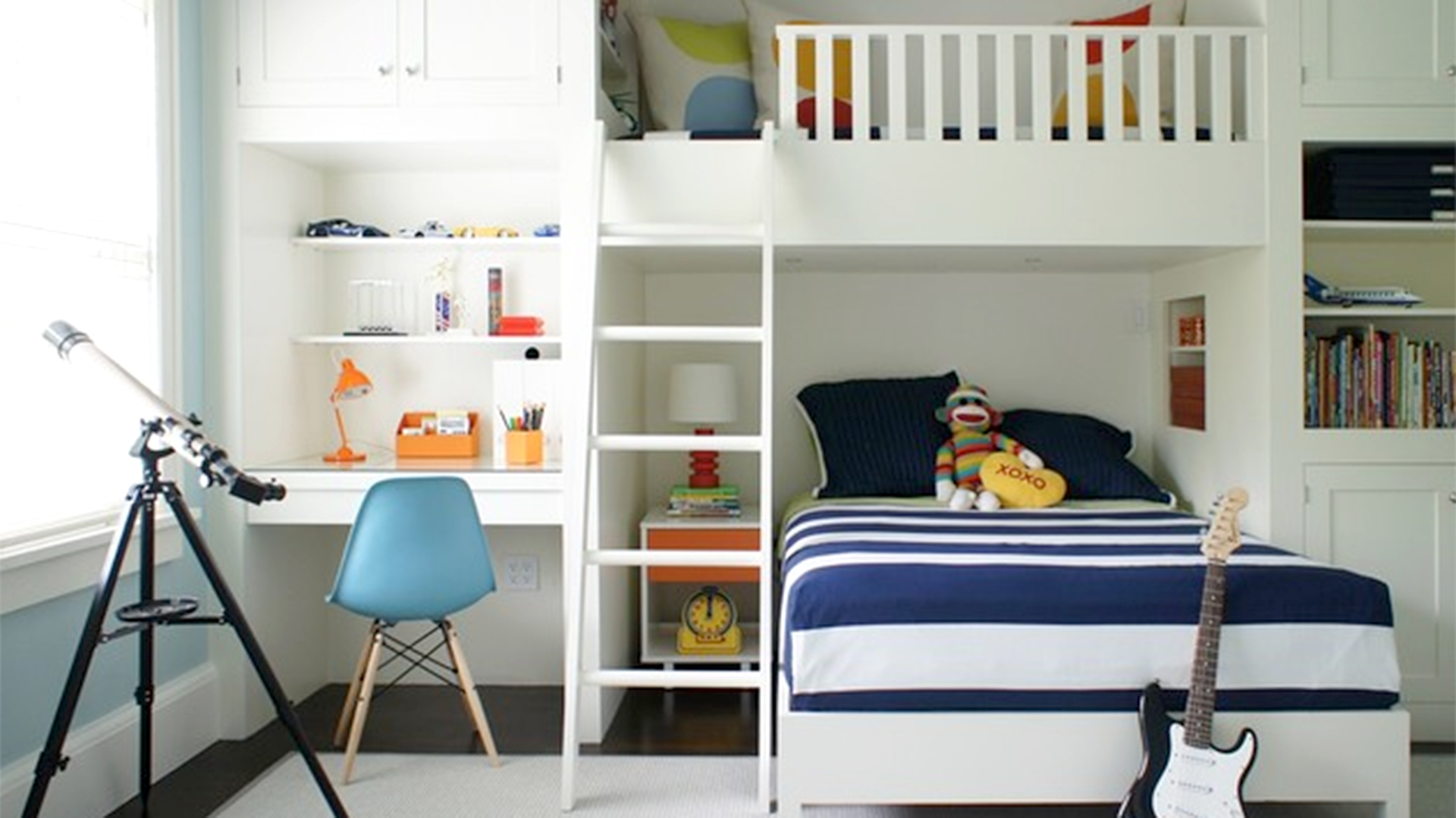 6 Creative builtin ideas for kids rooms  TODAYcom
