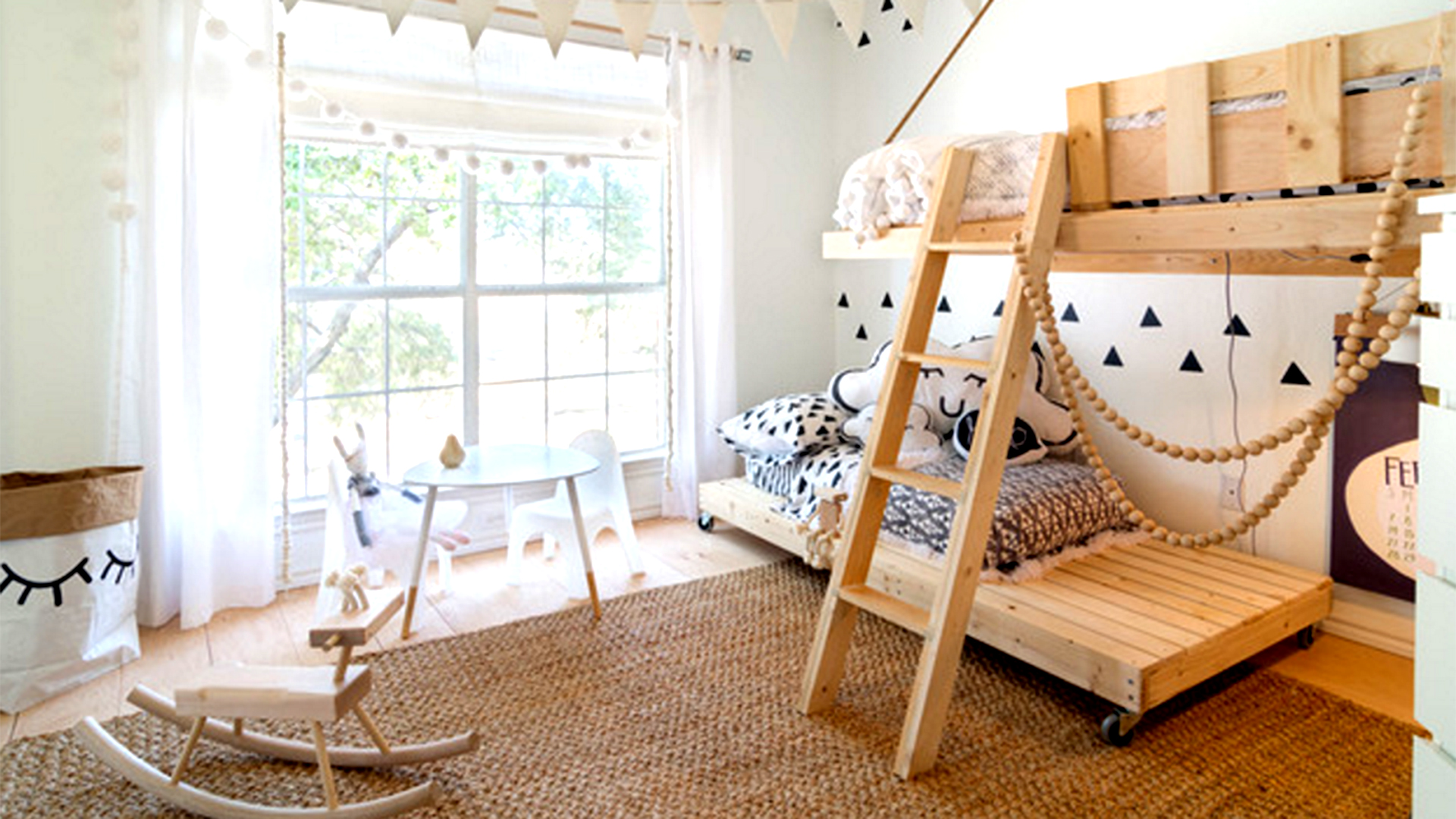 Teppich Kinderzimmer Scandi 8 Sibling Bedroom Ideas That The Kids Will Love Today