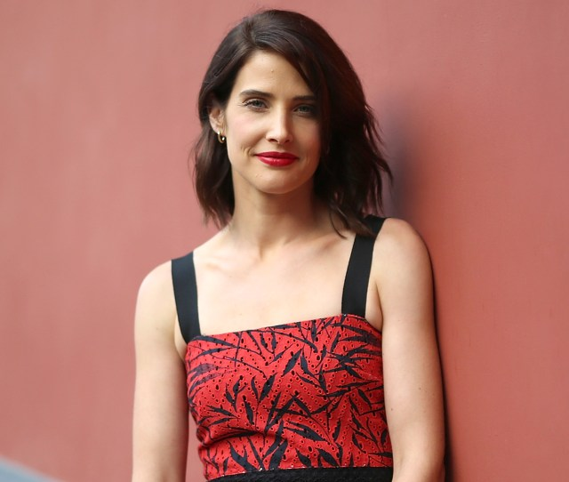 Cobie Smulders Posing Topless Inspired Me To Open Up About My Cancer Battle