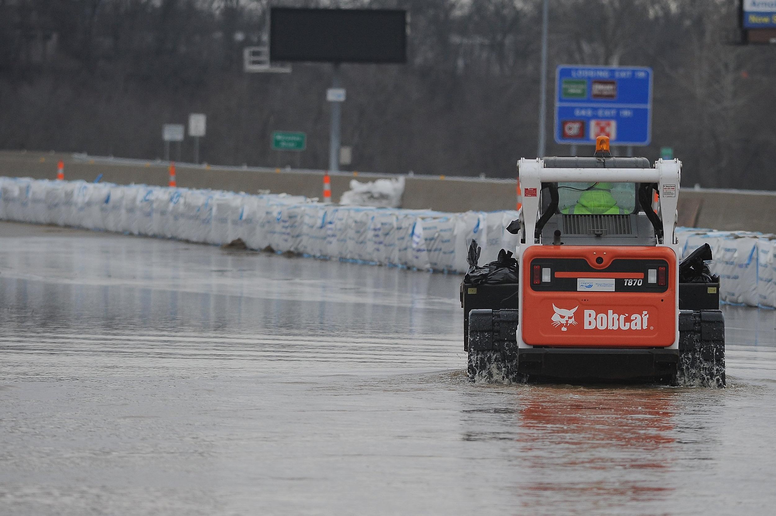Flood Surge Moves 10 Times Faster Than Niagara Falls