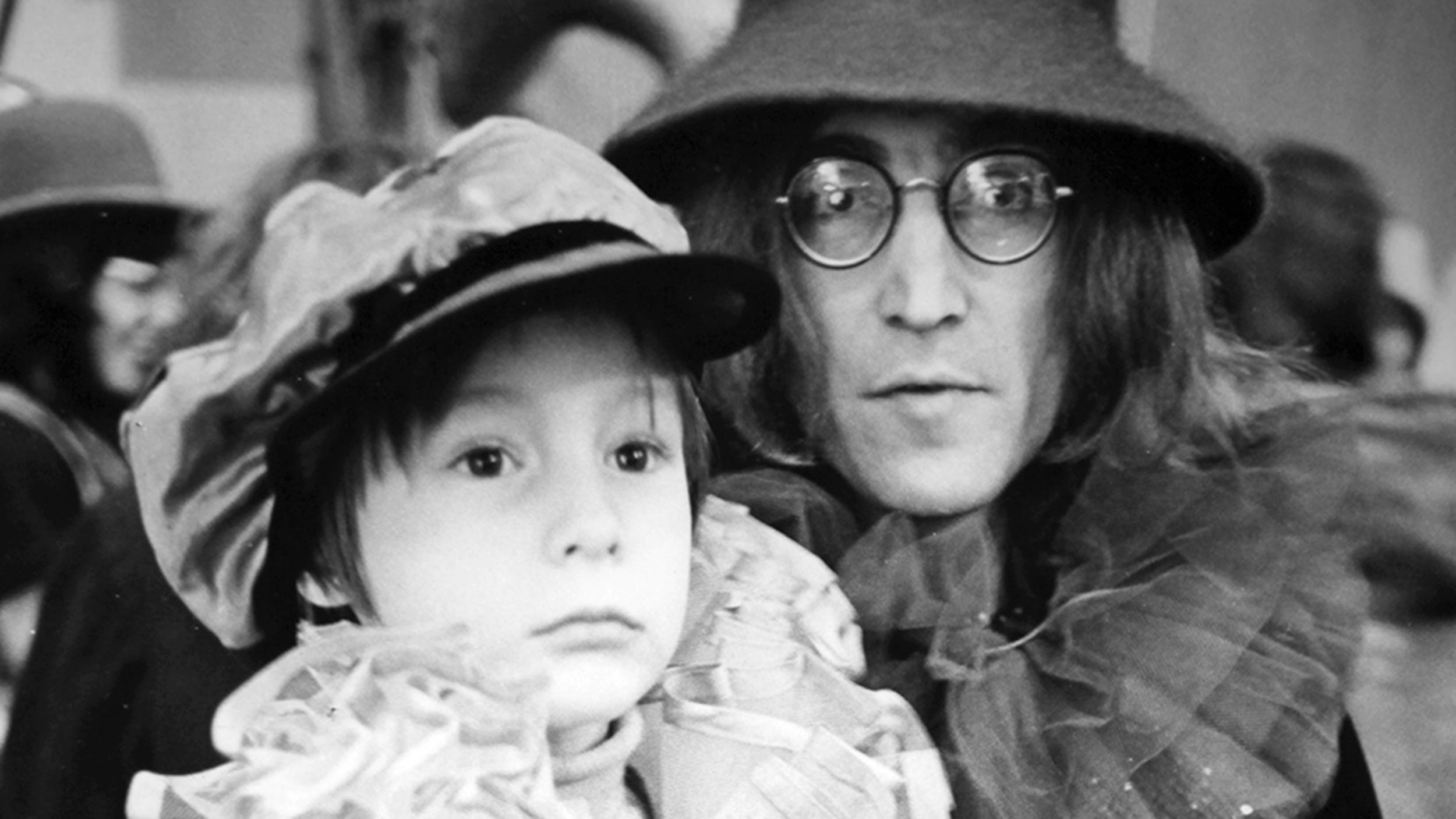 Julian Lennon On The Sign He Got From Dad John Lennon