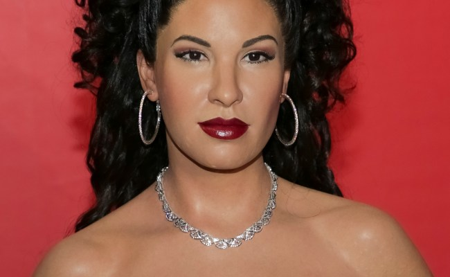 Musical Icon Selena Is Honored With Wax Figure At Madame