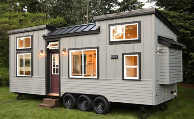 Pretty Tiny Home From Handcrafted Movement Today