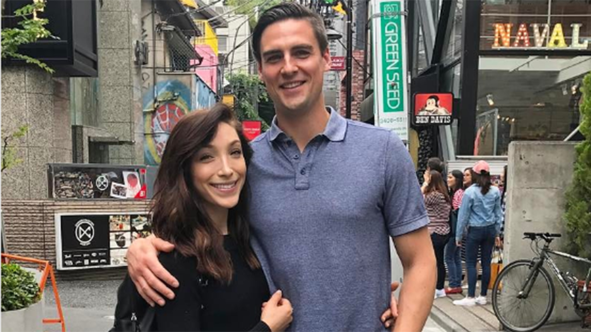 Olympian Meryl Davis Is Engaged To Fedor Andreev See Her