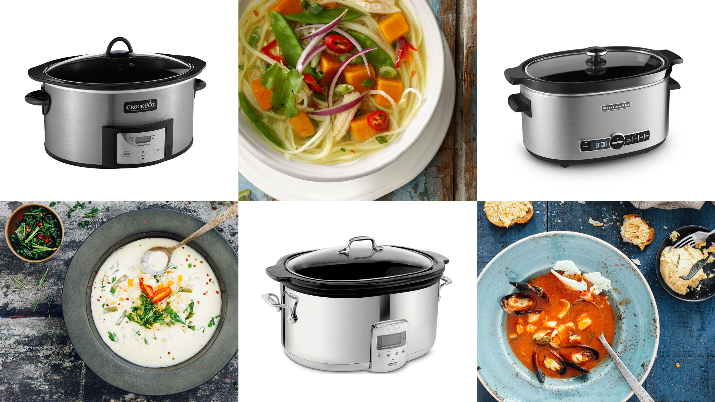 kitchen crock small cabinet the 7 best pots and slow cookers to buy in 2018