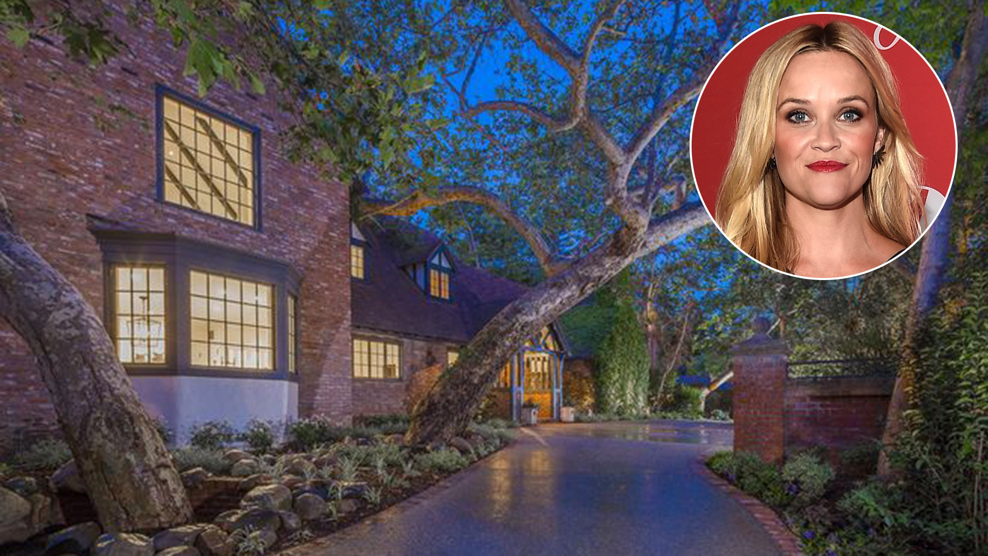 Reese Witherspoon Ryan Phillippes Ex Bel Air House For