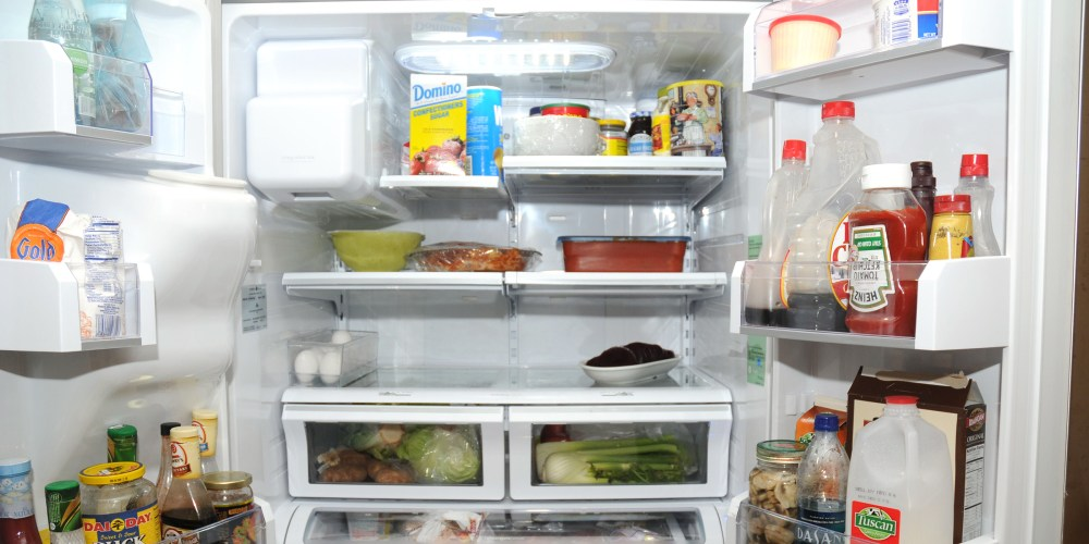 medium resolution of how to keep food fresh in the fridge by storing it in the right place
