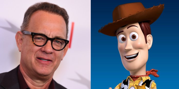 Image result for Tom hanks woody