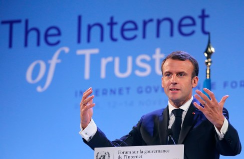 "France to ""Embed"" Regulators at Facebook to Combat Hate Speech"