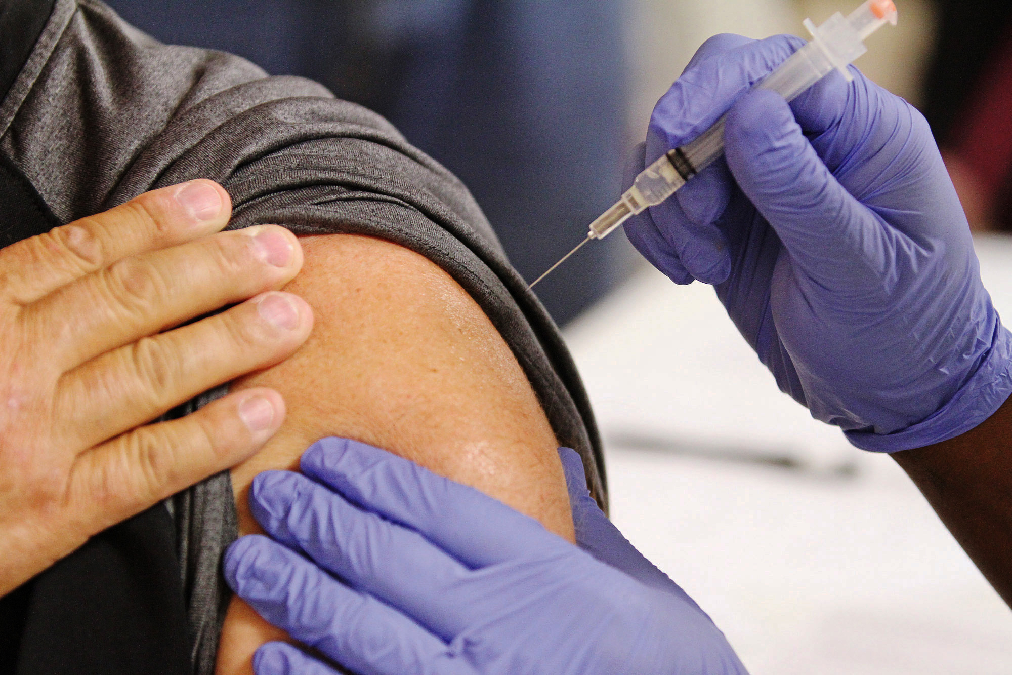The flu shot: The myths, the facts and why doctors recommend It