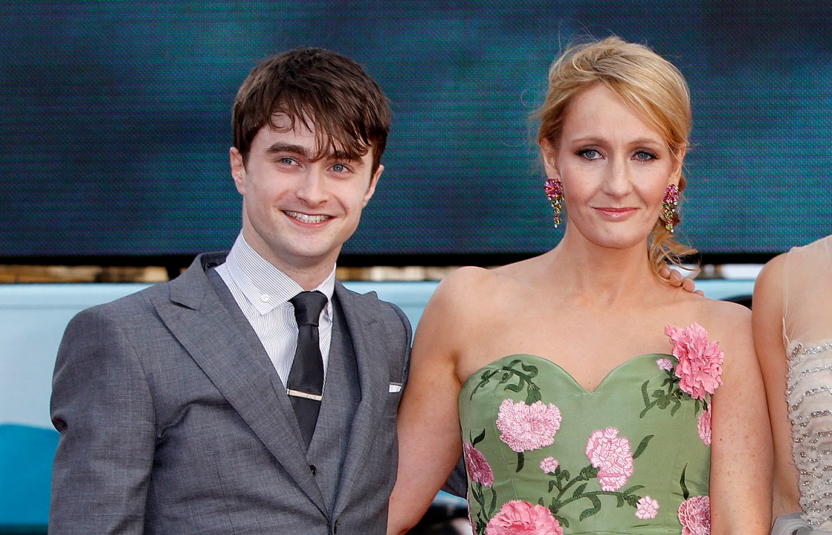 Transgender women are women': Daniel Radcliffe clashes with J.K. Rowling