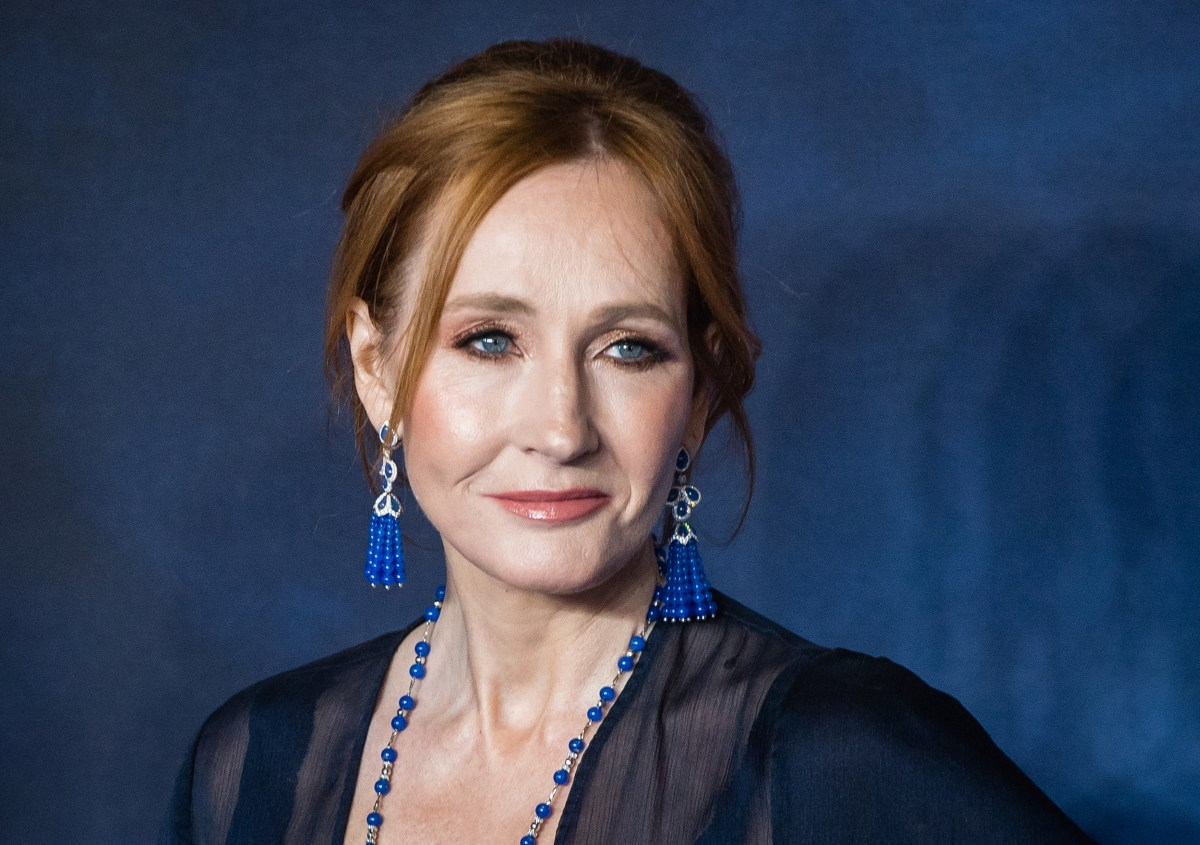 J.K. Rowling faces backlash after tweeting support for 'transphobic'  researcher