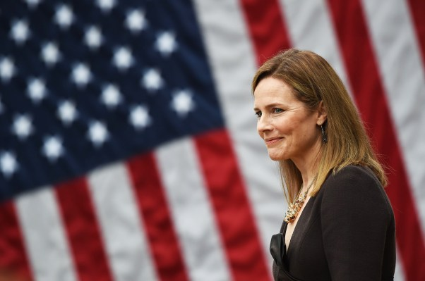 Democrats lament Amy Coney Barrett pick but say 'we can't stop the outcome'