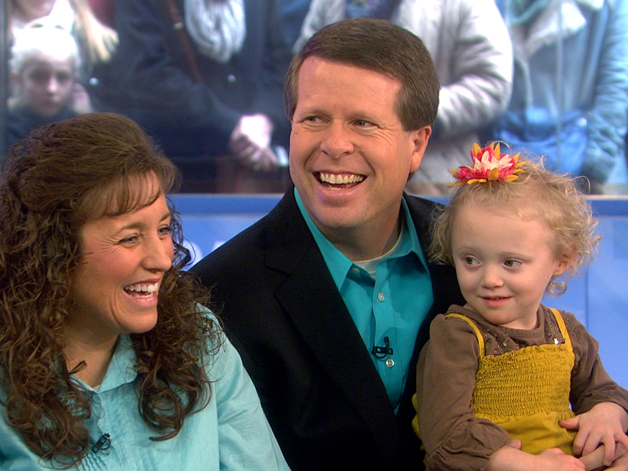 Duggars reveal gender of their next grandchild discuss