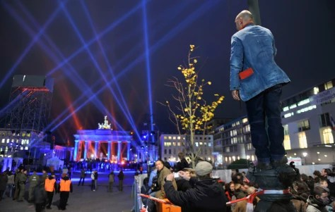 U2 plays six classics in Berlin miniconcert  today