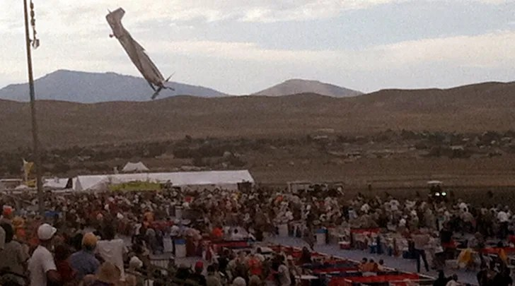 Reno air race raised alarm in past over danger  US news  Life  NBC News