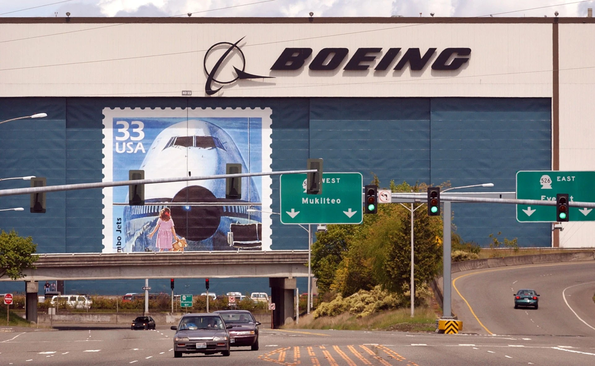 Resultado de imagen para Boeing plant everett