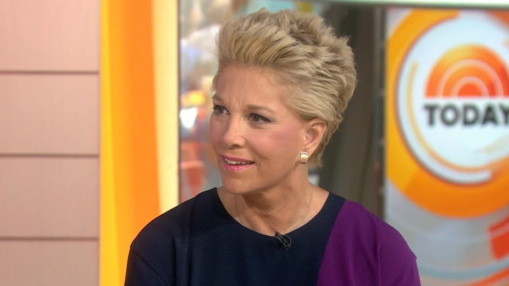 Joan Lunden On Cancer Battle Theres A Power In Everyone