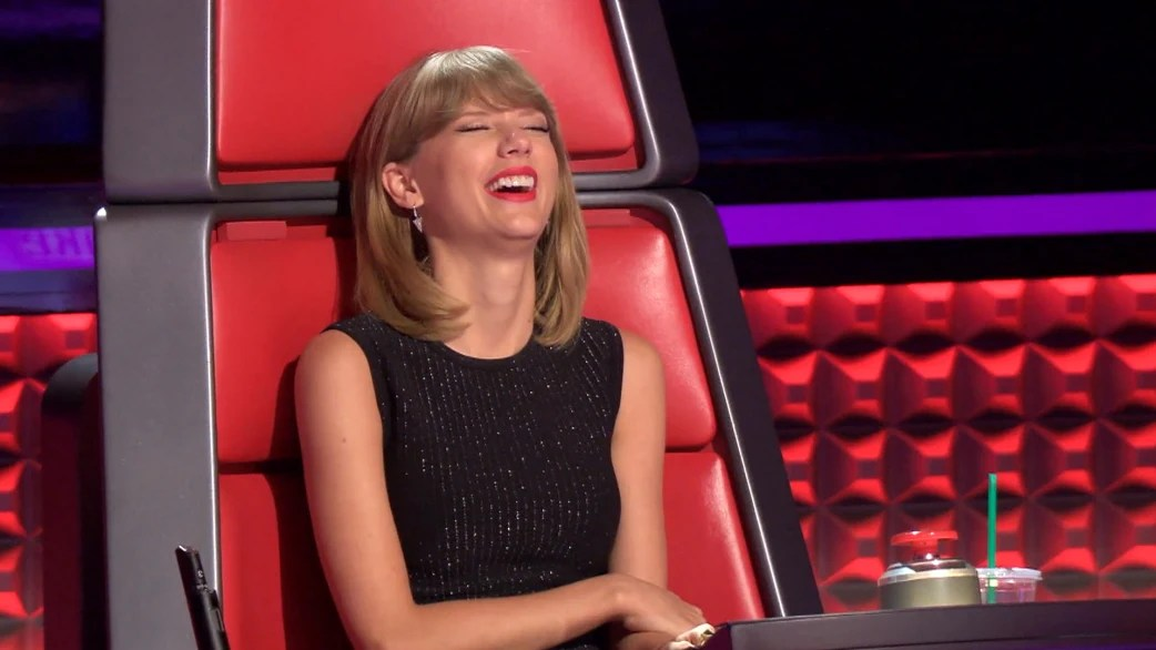 Taylor Swft, The Voice, Season 17