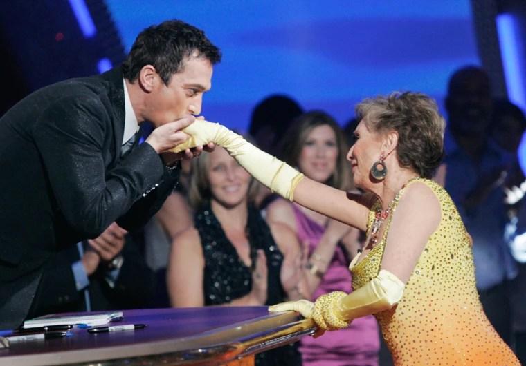 Crazy Cloris finally gets boot from 'Dancing'