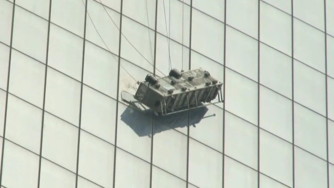 Window Washers Defy Death But Can Start Off Making Just ...