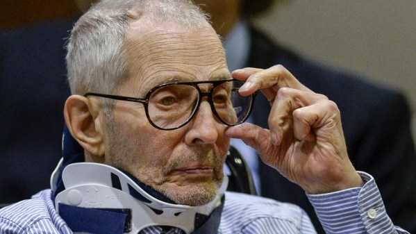 robert durst Robert Durst Prosecutors Want Old Killing as Evidence in