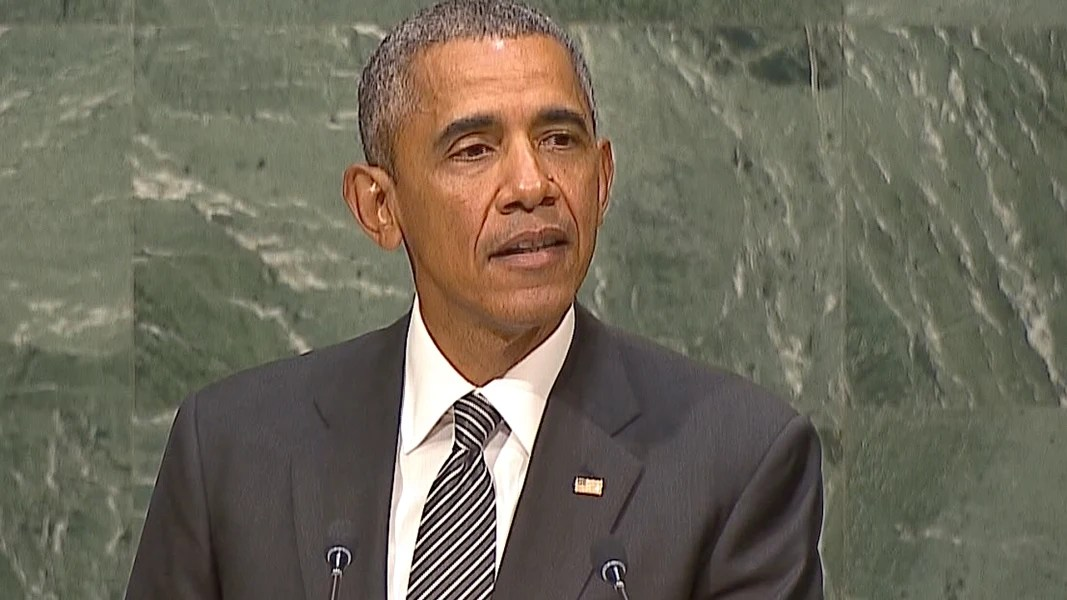 President Obama Talks Poverty and Hunger at UN Summit