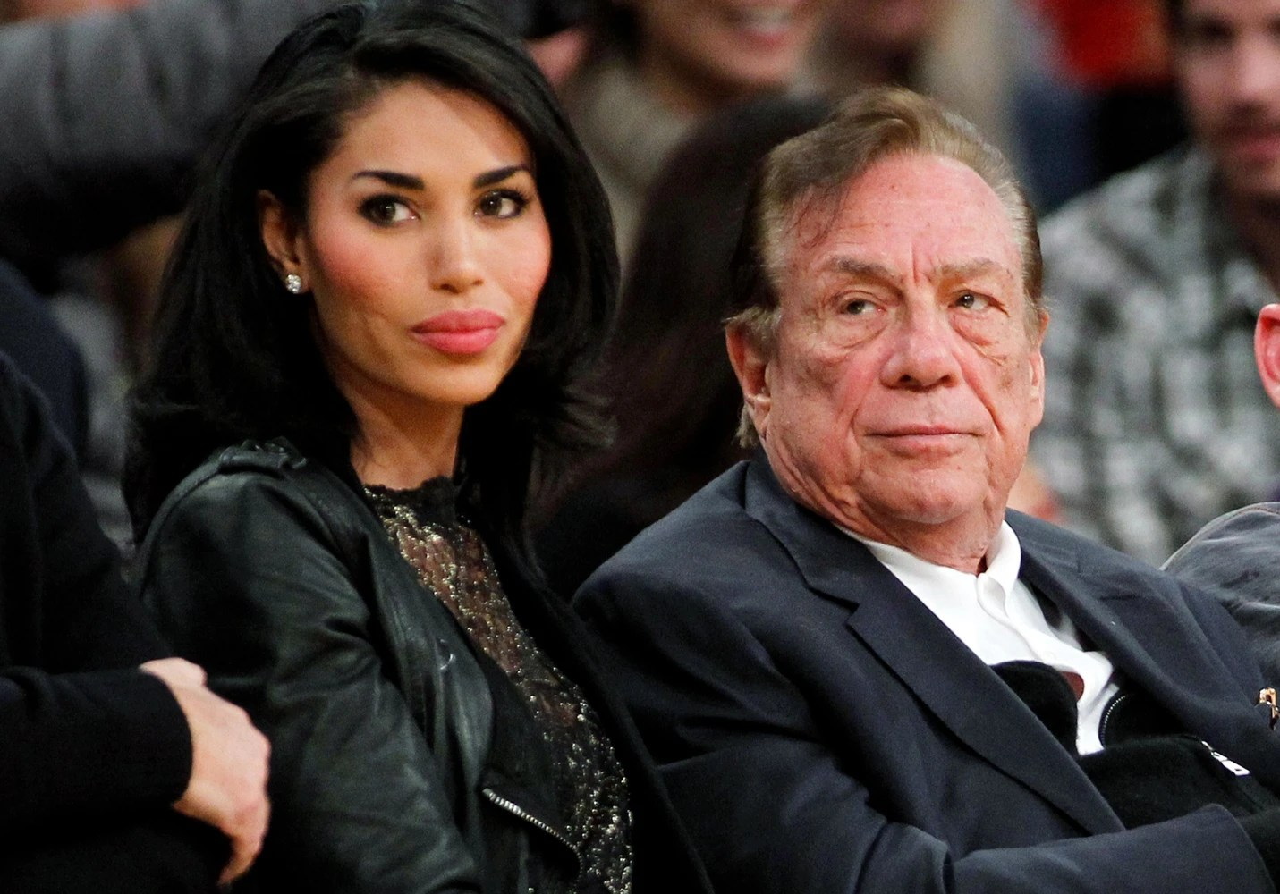 Donald Sterlings Wife Is Owed 26M By Mistress V