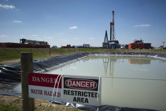 Rising Levels of Toxic Gas Found in Homes Near Fracking Sites