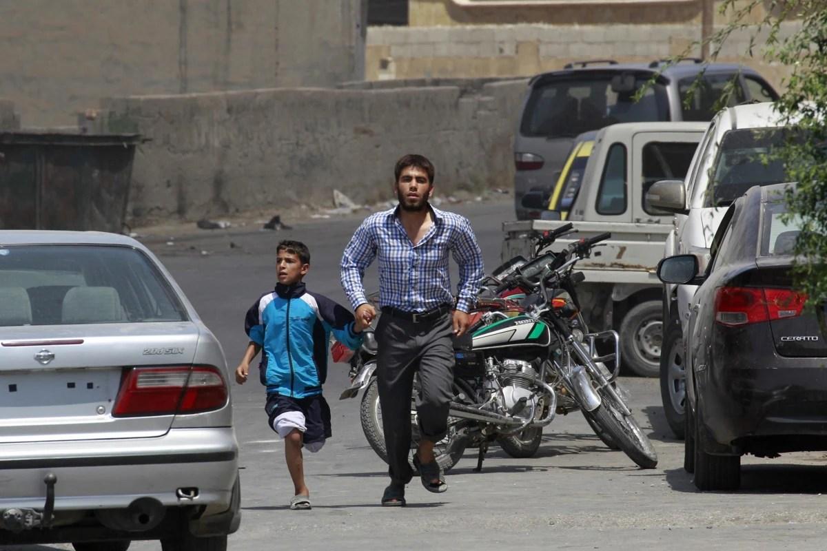 Image result for raqqa news