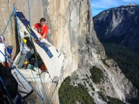 '3,000 Feet of Blankness': Pair Take On 'Hardest Rock ...