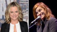 Amy Poehler's red hair and other celebrity hair color ...