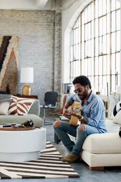 corner living room table beach chic ideas lenny kravitz, interior designer? check out his new home ...