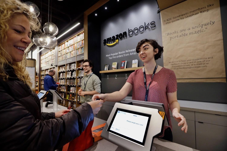 Amazon Opens Old