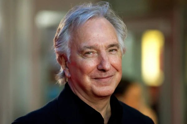 Image: Alan Rickman dies at 69