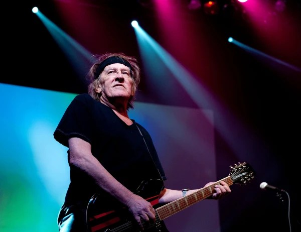 Image: FILE: Paul Kantner of Jefferson Airplane, Has Died At 74 The Heroes of Woodstock Perform At Route 66