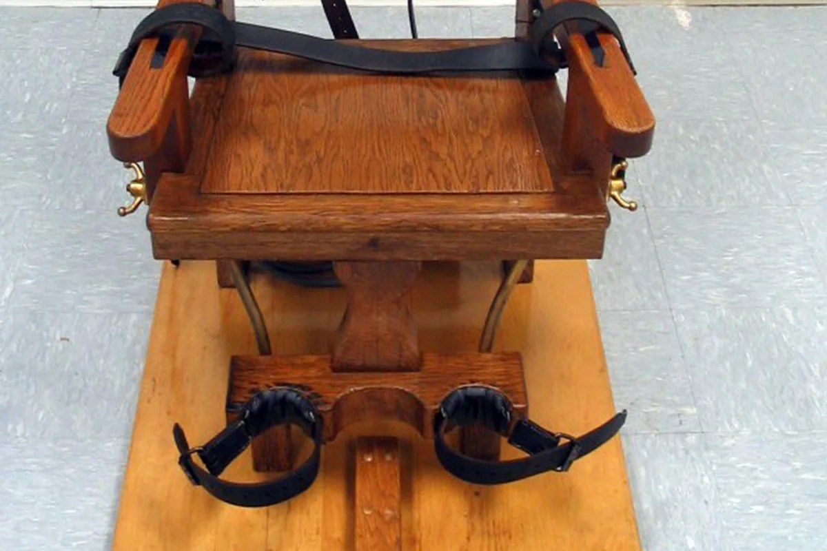 florida electric chair folding leather lethal injection pictures to pin on pinterest