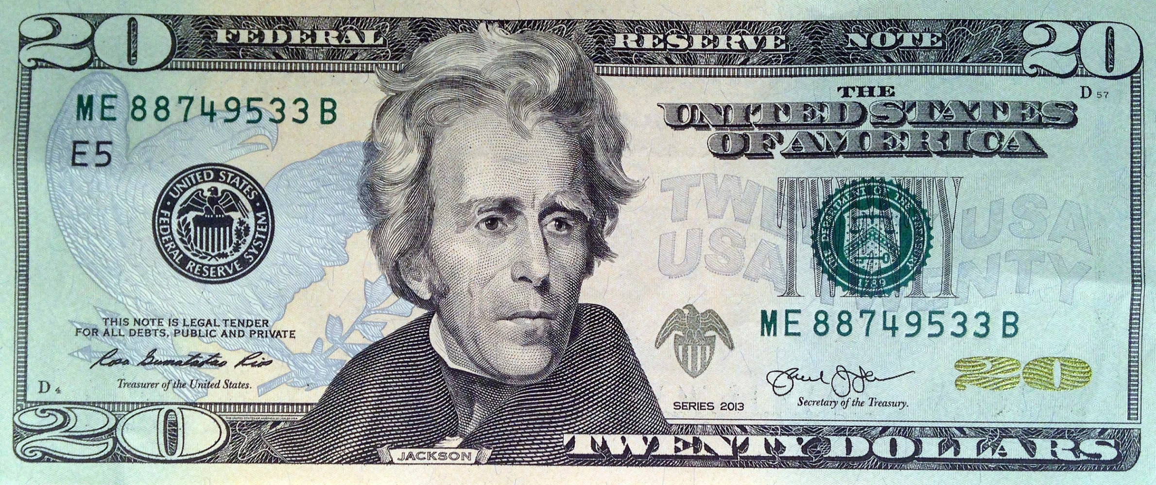 Andrew Jackson Got No Love From Broadway Or The Feds