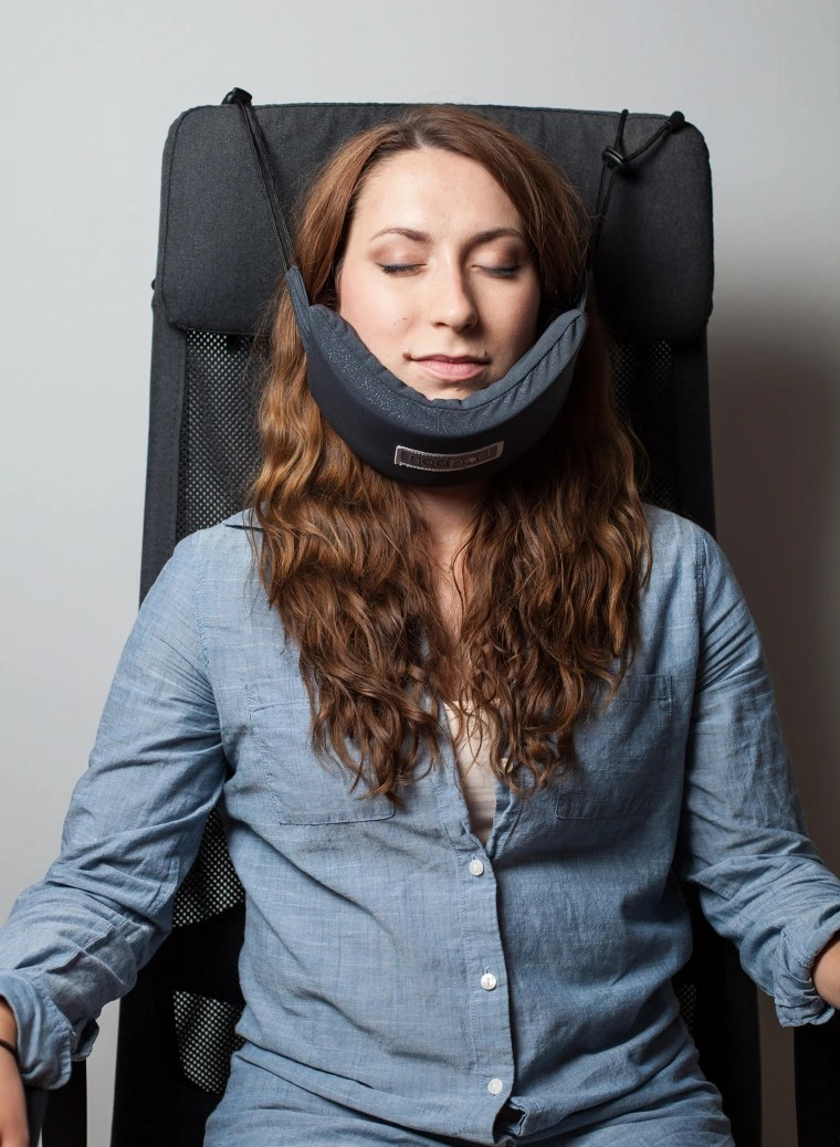 head hammock neck pillow helps you