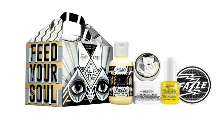 Kiehl's Limited Edition FAILE Collection for a Cause Today Show