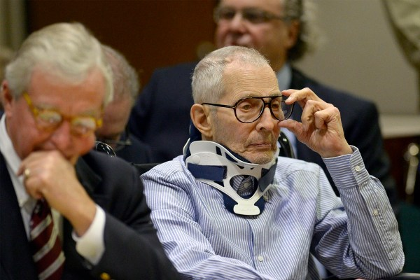 robert durst Robert Durst Lawyer Slams D.A. for Releasing 'Jinx' Star's