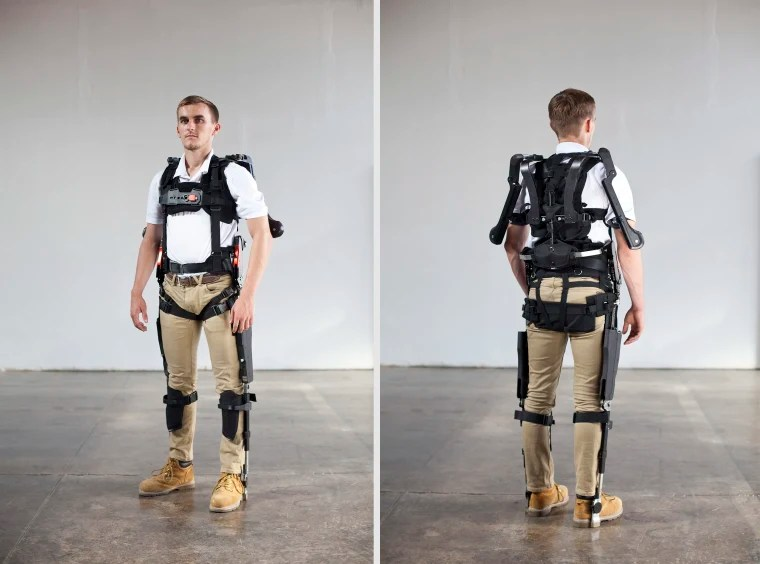 robotic exoskeletons are changing