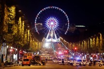 Paris Shooting Police Officer Killed Two Wounded In